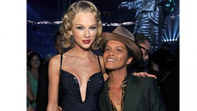 Bruno Mars And Taylor Swift