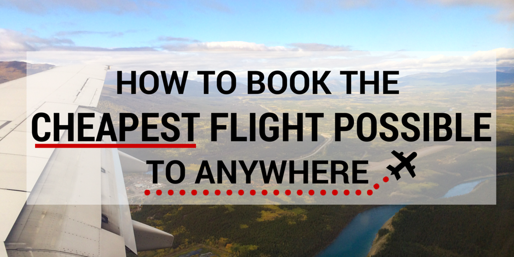 How to book cheap flights to any corner of the world for Cheap flights booking sites