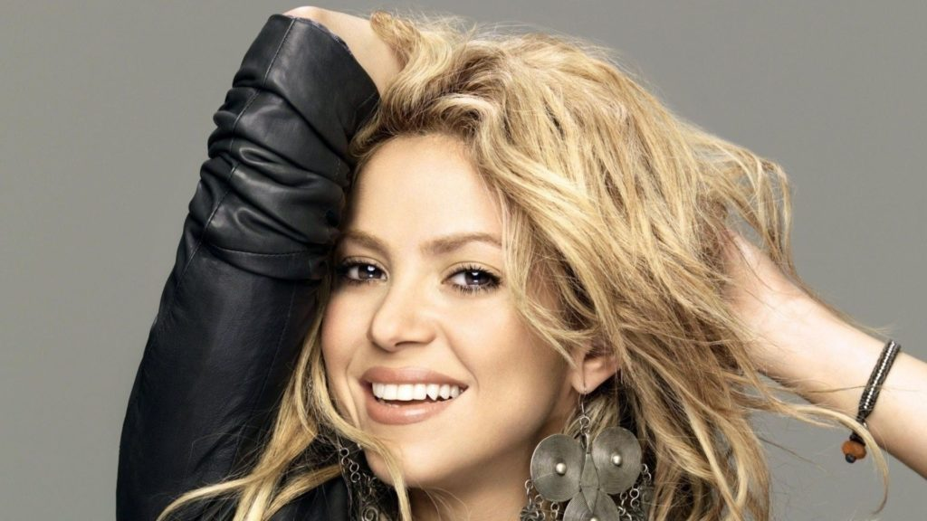 Top 10 Songs By Shakira