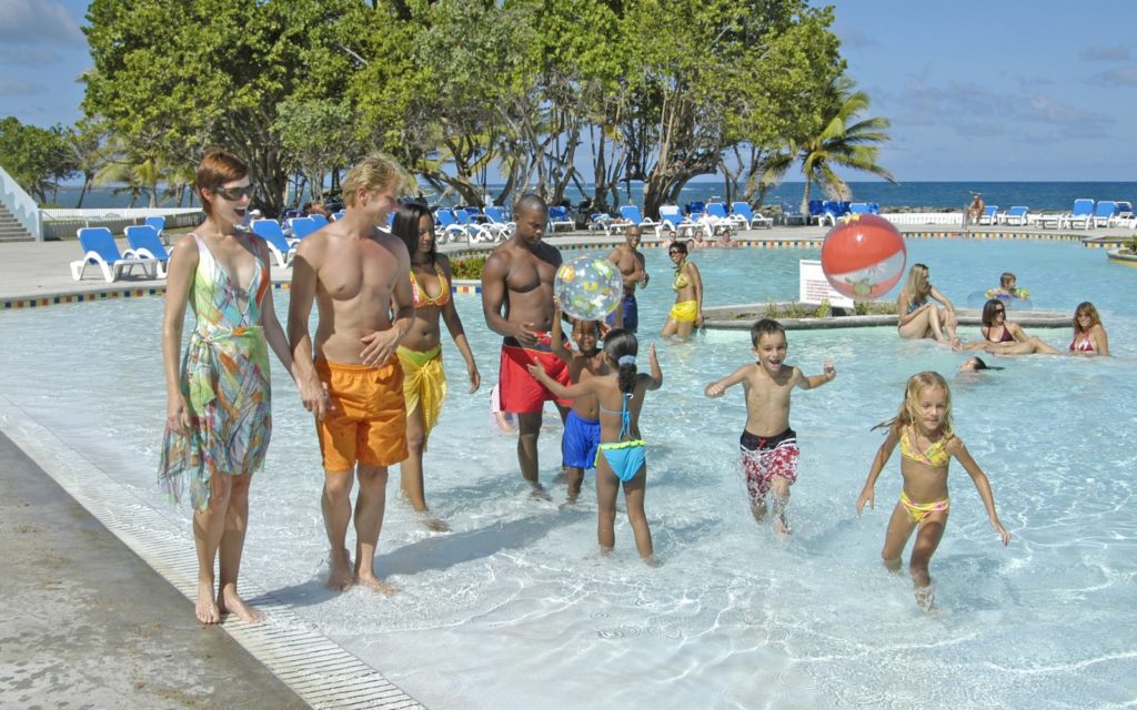 Resort Family Vacations