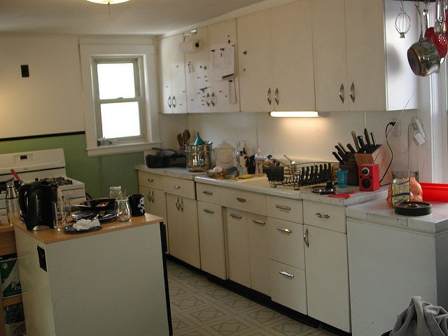 Amazing Ideas for Your Small Kitchen Makeovers on a Budget