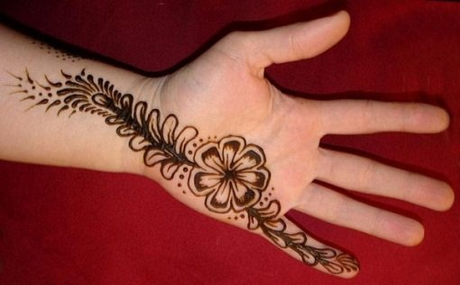 Simple Mehndi Designs For Hands 2017: Simple Mehndi designs that entice you to try your hand onrh:tipsclear.com,Design
