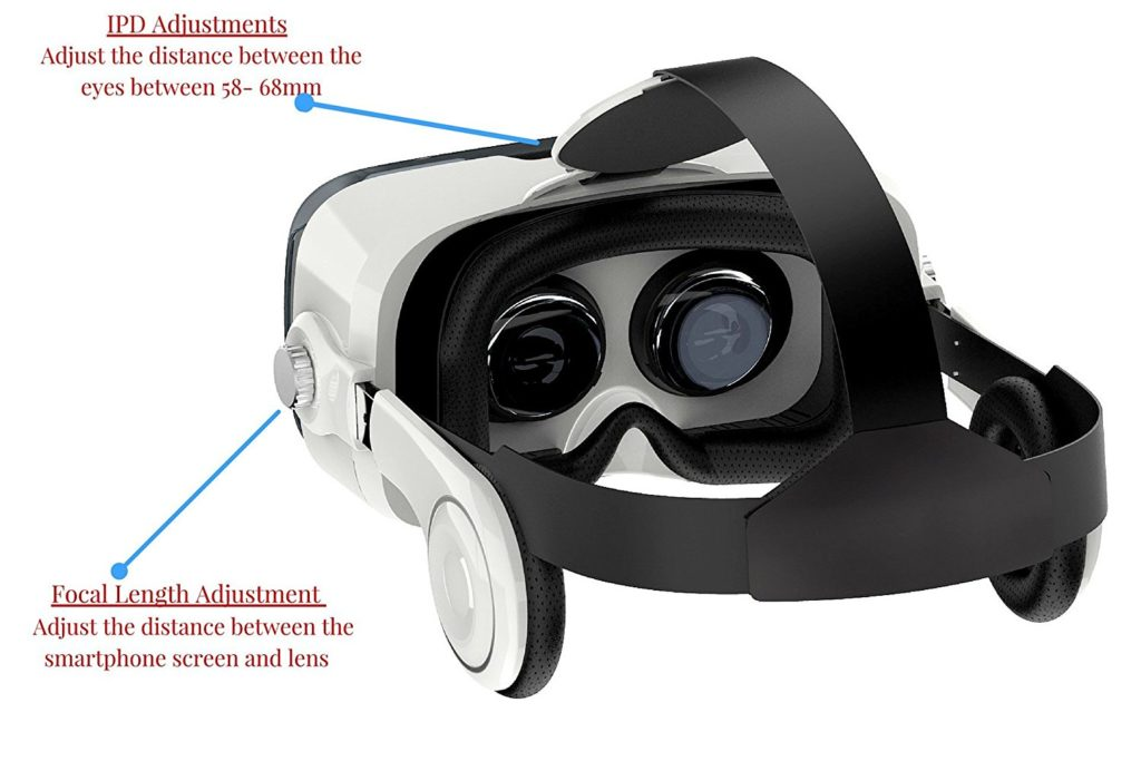 My VR Goggles Infinity