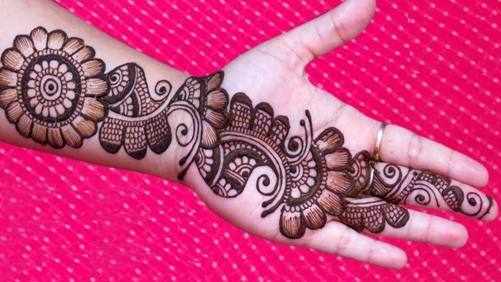 Mehndi Design 2018 30 Splendid And Easy Henna Designs