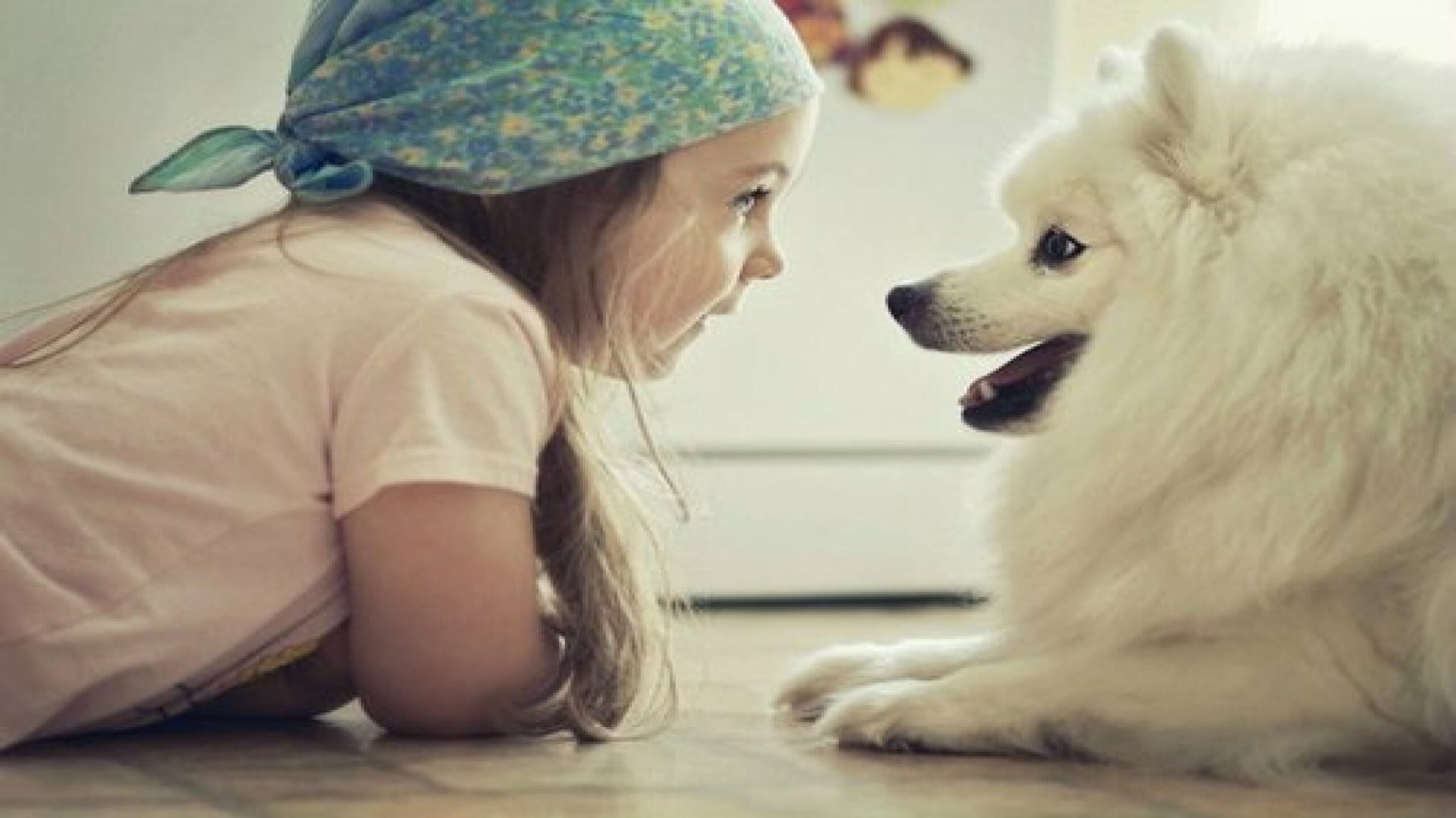 Keeping Kids and Pets Happy and Healthy at Home