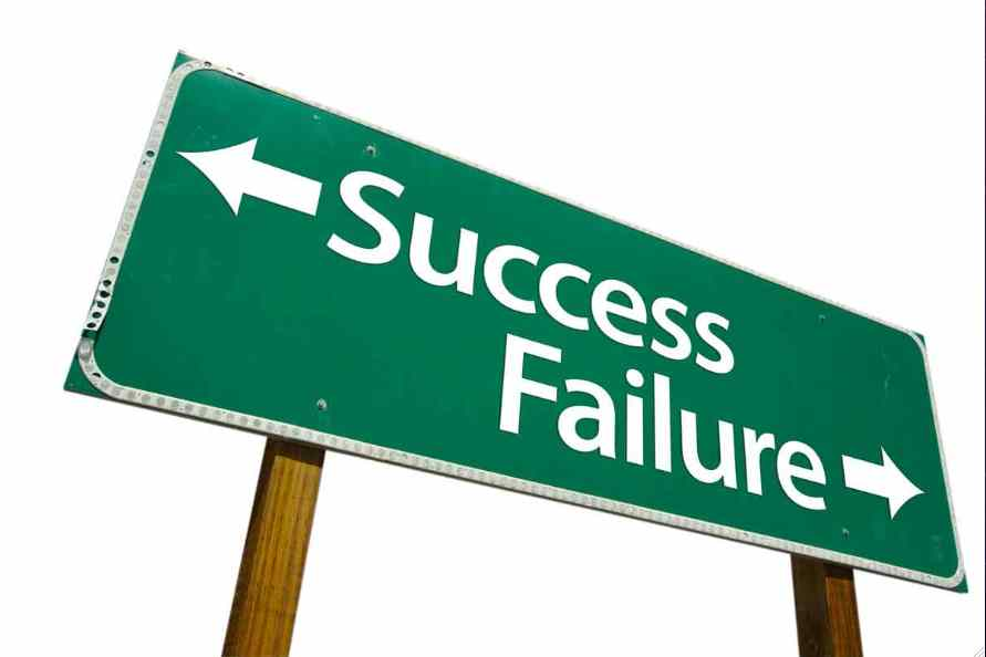 New Businesses Fail