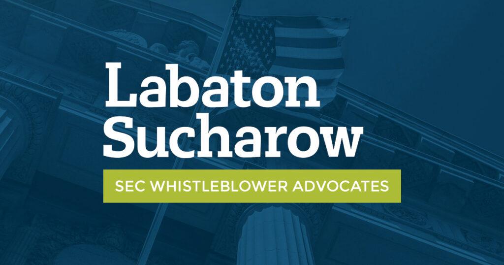 LabatonSucharow Whistleblower