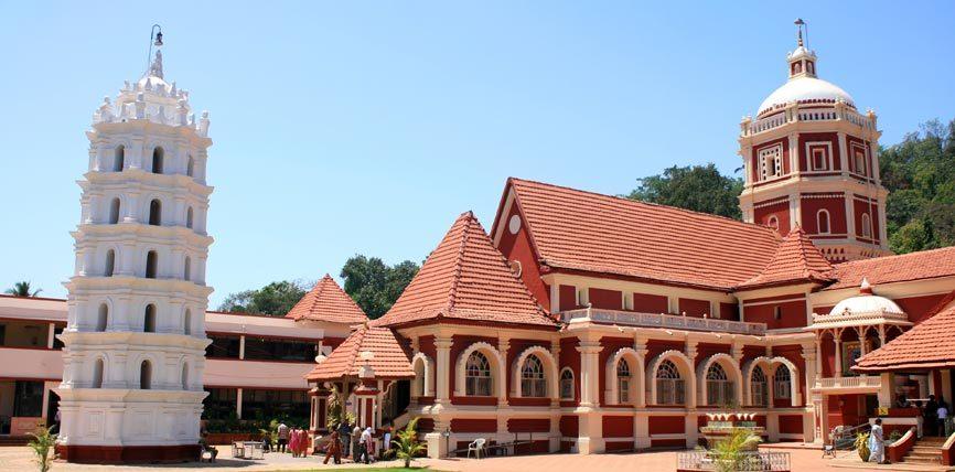 Shri Shantadurga Temple Ponda
