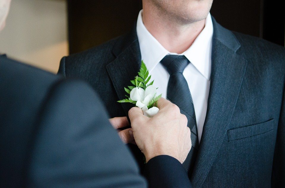 Mens suit styles wedding