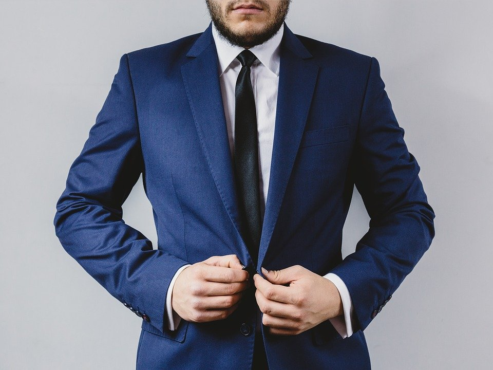 Mens suit styles