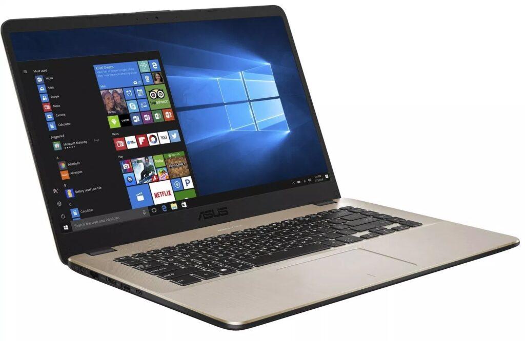 ASUS VivoBook X505
