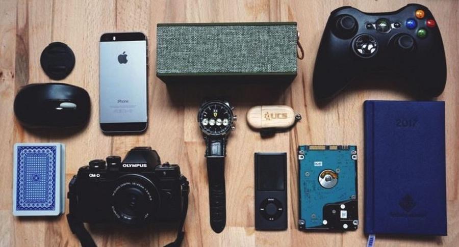 Travel Demands Gadgets
