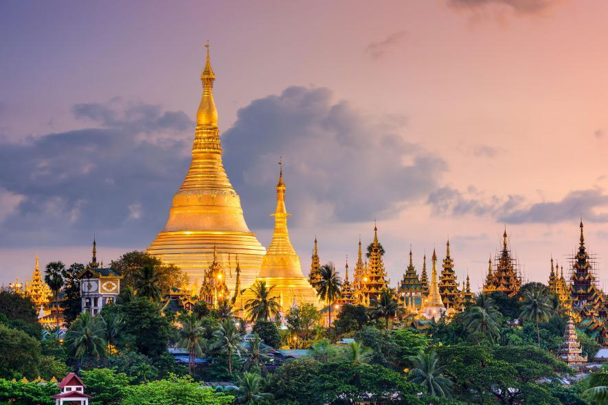 Burma Monsoon Destinations