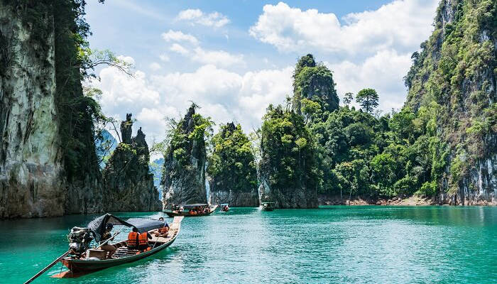 Thailand Monsoon Destinations