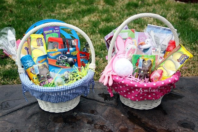 Gift Basket Ideas DIY