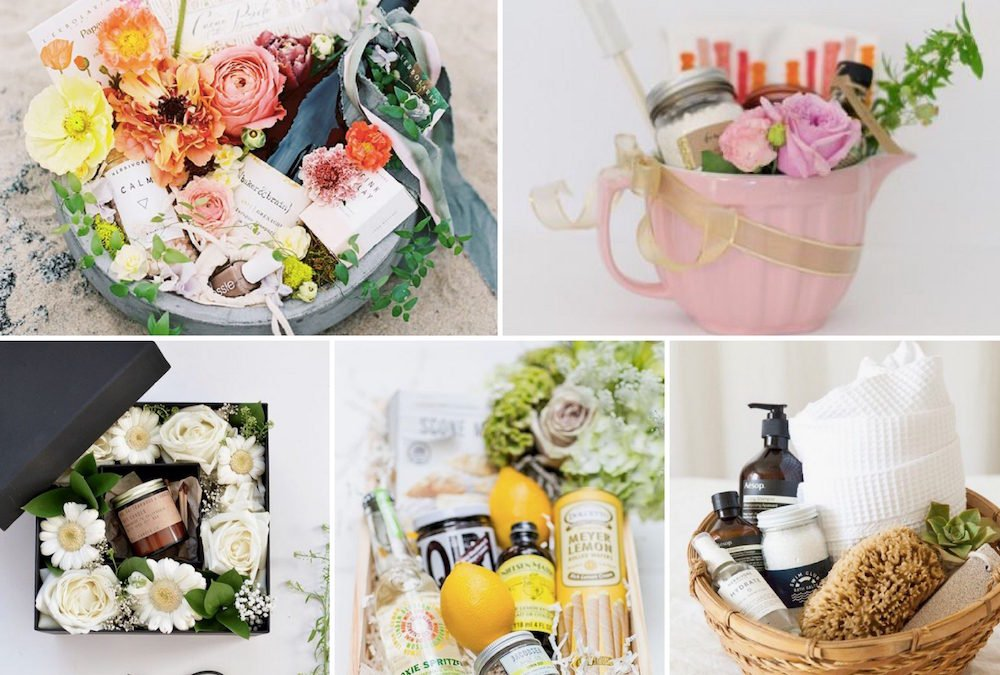 gift basket ideas For women