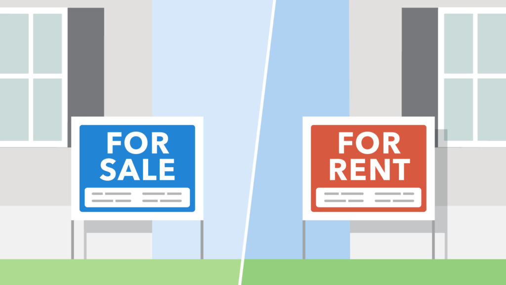 Buying Your Home Over Renting
