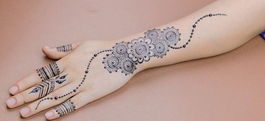 Henna Tattoo Designs Collections by Tips Clear Blog