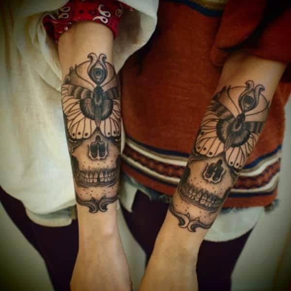 Dual Magic henna tattoo designs