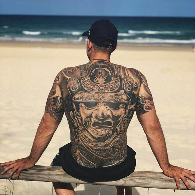 Unique Tattoos For Men
