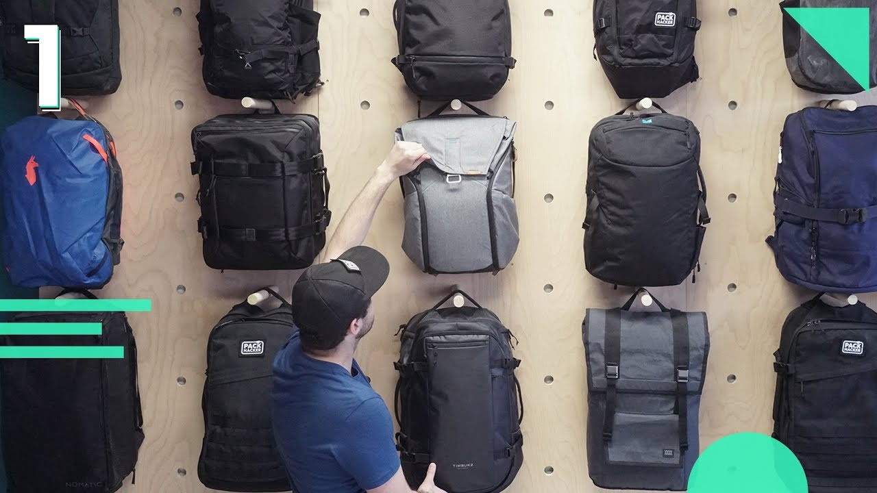 Best Travel Backpacks – Tips to Find the Best Travel Backpacks