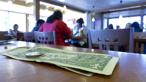 How to Tip Your Waiter