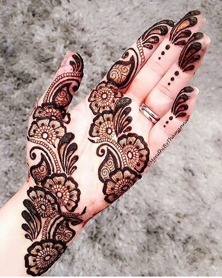 Best Mehndi: Mehndi Design 2019: Best And Perfect Collections For All
