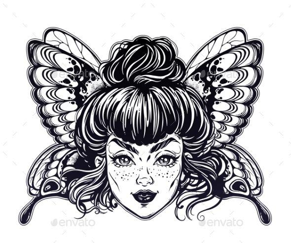 Butterfly Kanji