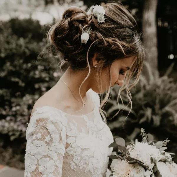Prettiest Bridal Hairstyles: Making your hair look amazing