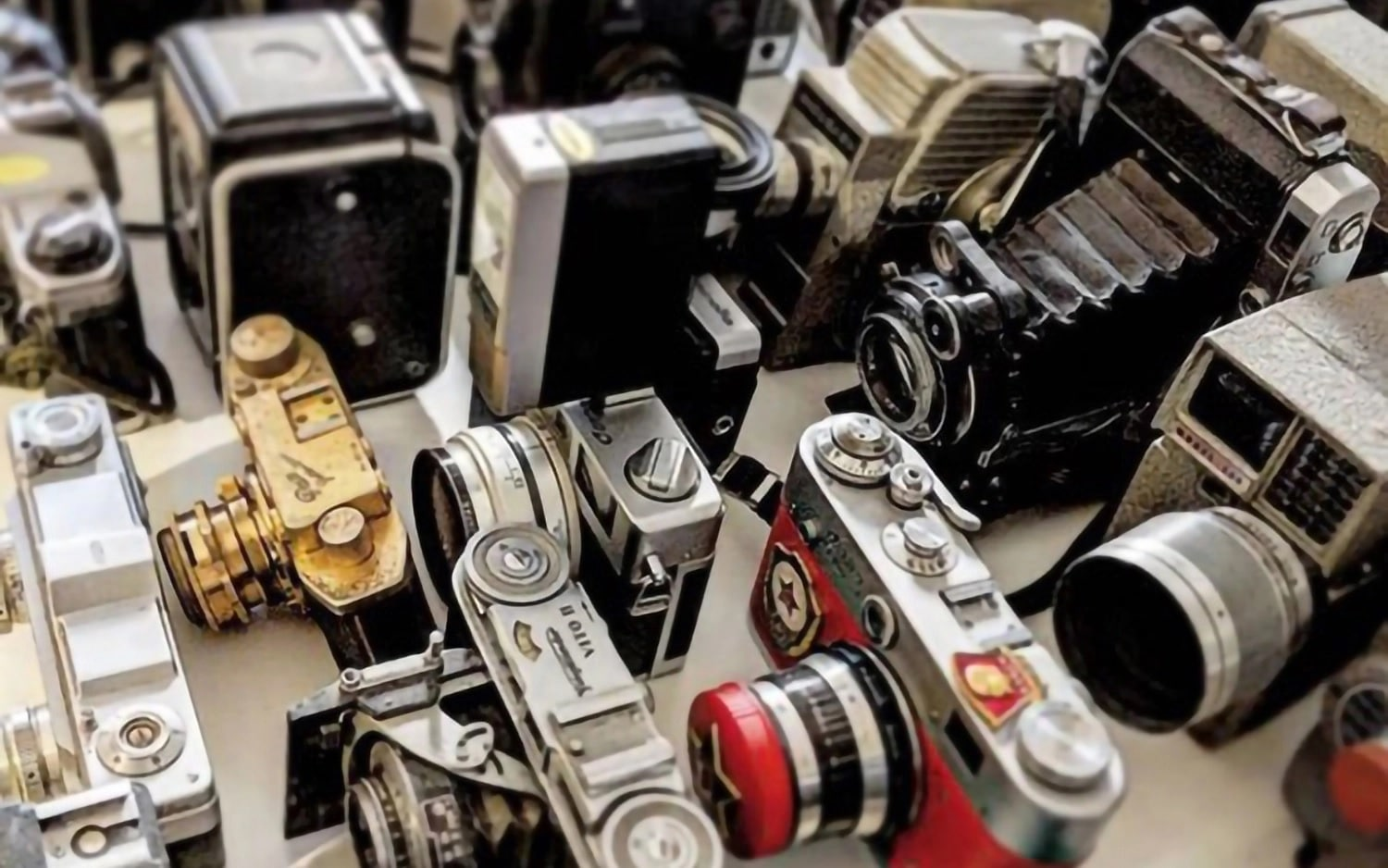 Keeping Your Vintage Camera In Good Condition