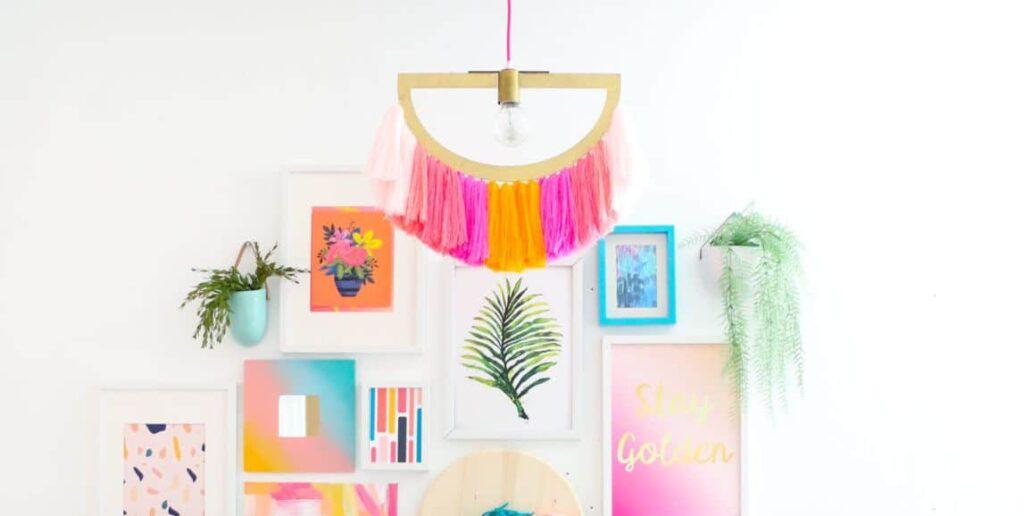 13 Yarn Craft Ideas - DIY Yarn Projects