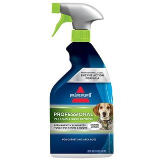 Professional stain and odor remover for pets