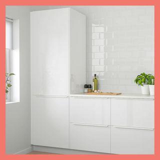 RINGHULT door, high-gloss white