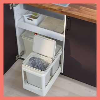 HÅLLBAR extendable recycling bowl