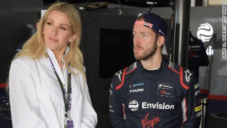Ellie Goulding: Formula E is 'literally the future'