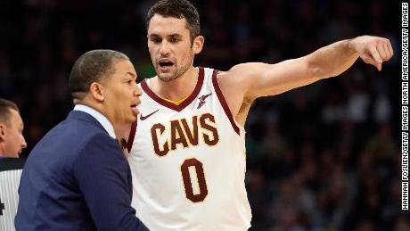 Kevin Love: Mental health 'a pandemic no one is talking
