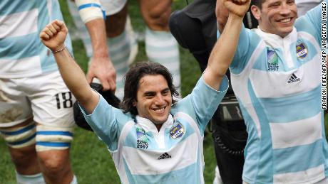 nions are 'on their knees' but Agustin Pichot thinks he
