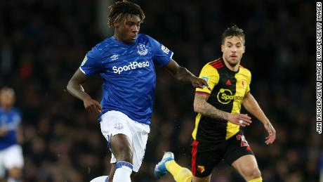 Moise Kean: English soccer club 'appalled' after striker appears to breach lockdown to attend party