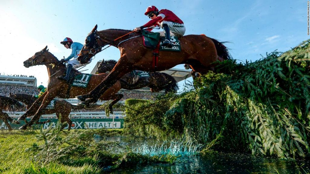 Grand National to take place virtually on national TV
