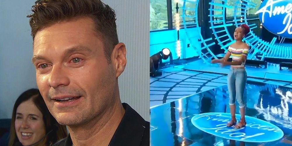 'American Idol' Host Ryan Seacrest