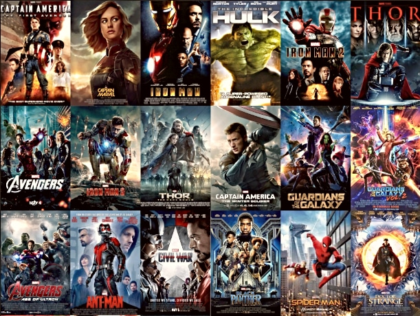 Avengers Movies In Order How To Watch Marvel Movies