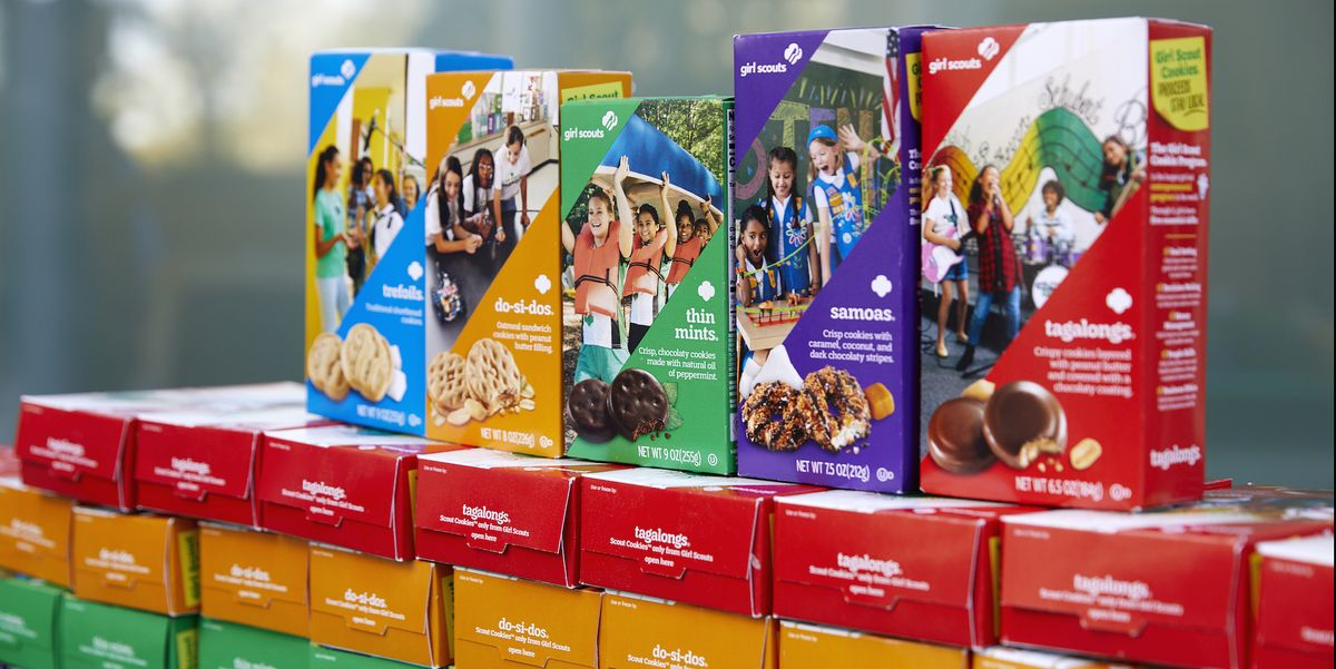 Can I Order Girl Scout Cookies Online