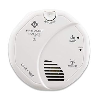 First alarm wireless smoke detector (pack of 2)
