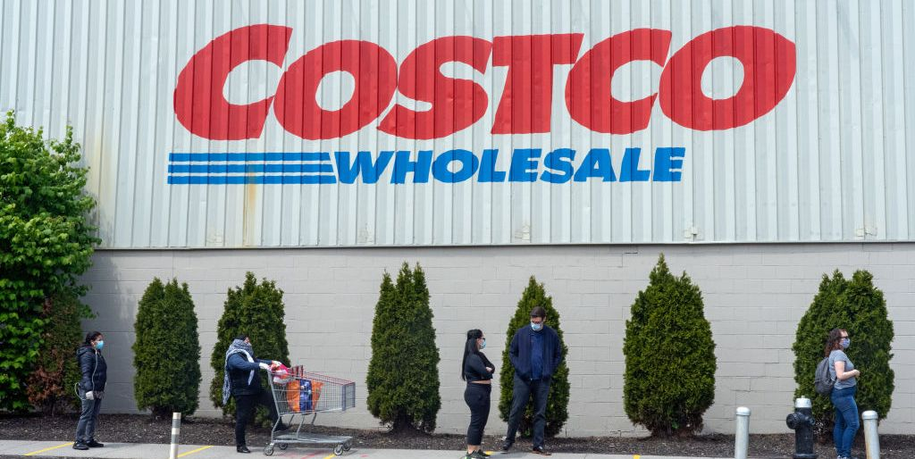 Costco Is Requiring Everyone Who Enters To Wear A Face