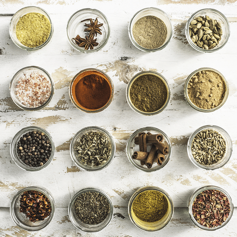 Ingenious ways to organize the spices in your closet, drawer or pantry