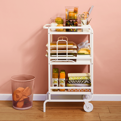 Ideas for organizing craft rooms that make you feel inspired