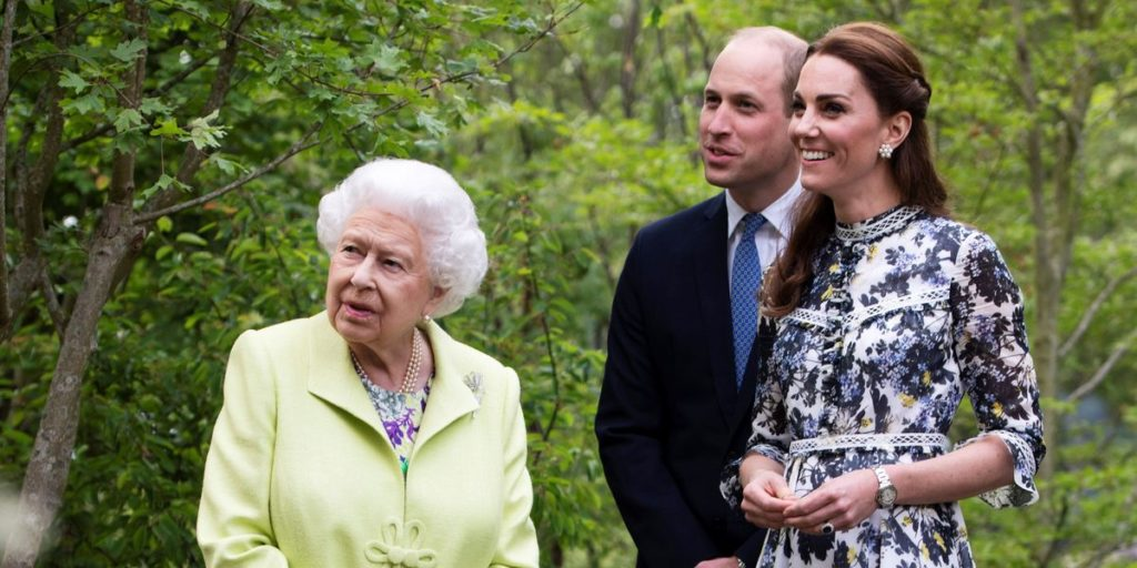Kate Middleton & More Royals Mark Queen Elizabeth's 94th Birthday