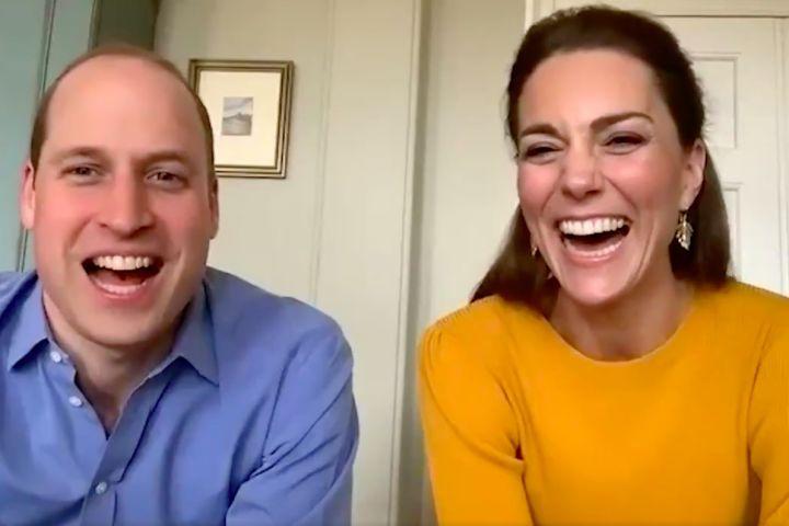 Kate Middleton Wore Yellow Sweater