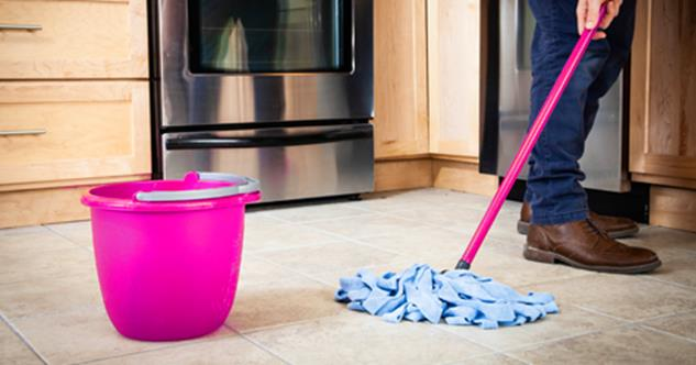 Mop to Clean Tile Floors