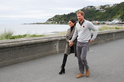 Visit of the Duke and Duchess of Sussex to New Zealand - Day 2